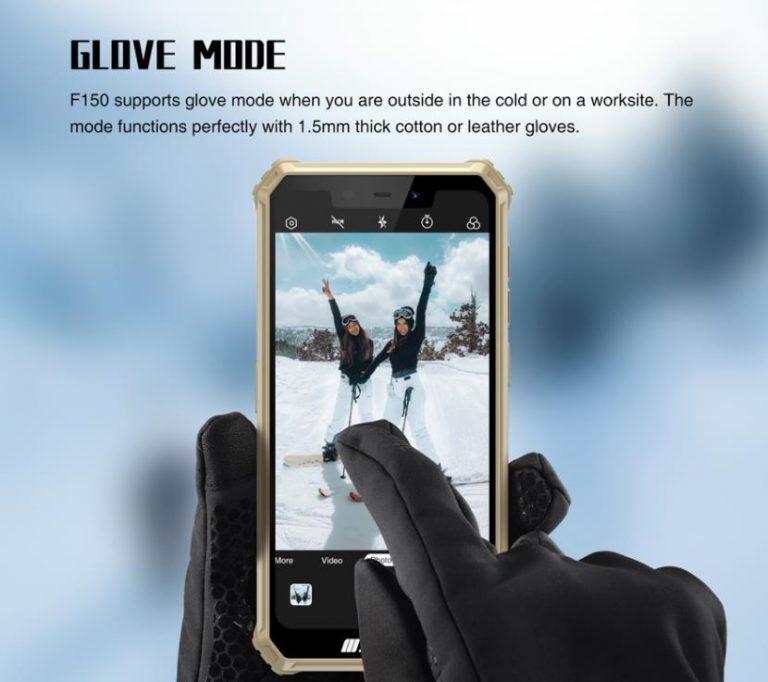 Elképesztő tudású és árú telefonnal mutatkozik be az új telefongyártó, az F150 3