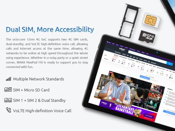 Megjelent az első Bmax tablet 6
