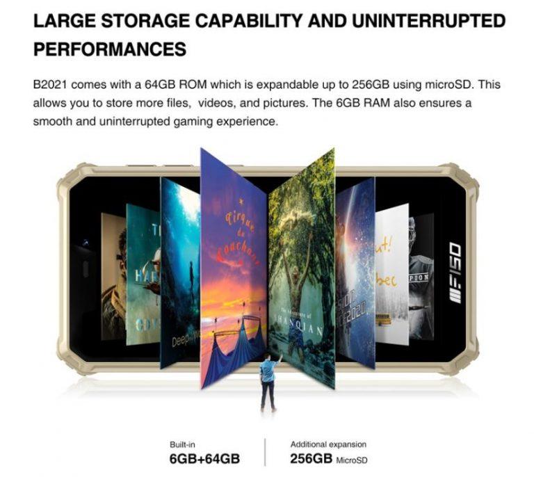 Elképesztő tudású és árú telefonnal mutatkozik be az új telefongyártó, az F150 5