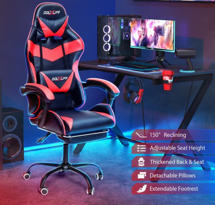 Már kapható a DouxLife gamer széke 8