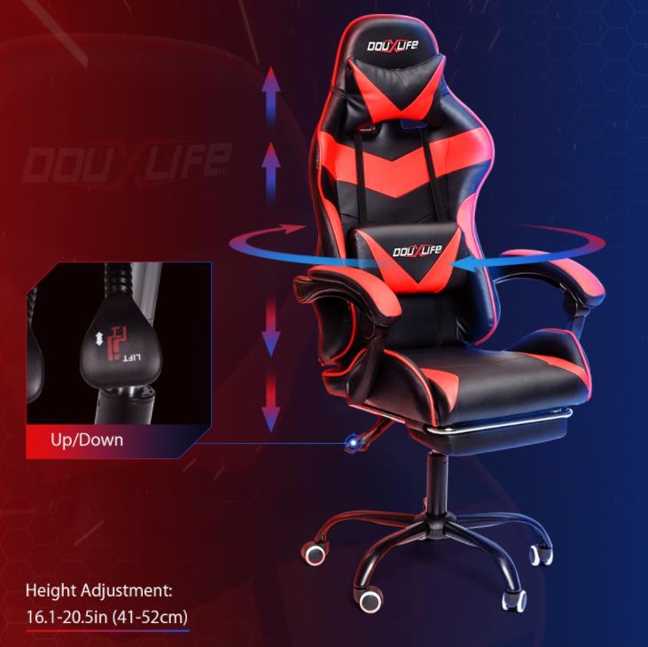 Már kapható a DouxLife gamer széke 6