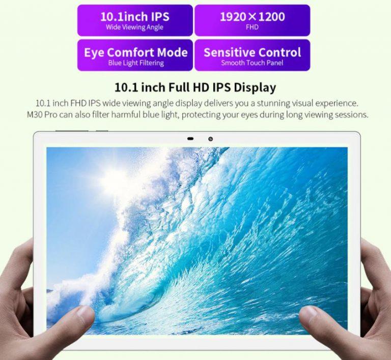 Teclast M30 Pro tablet jutányos áron az Aliról 7