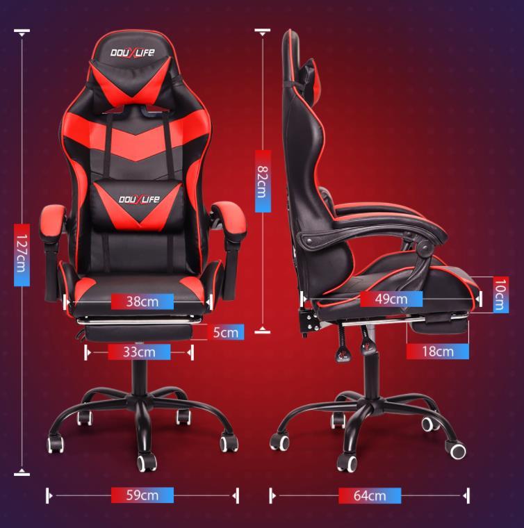 Már kapható a DouxLife gamer széke 3