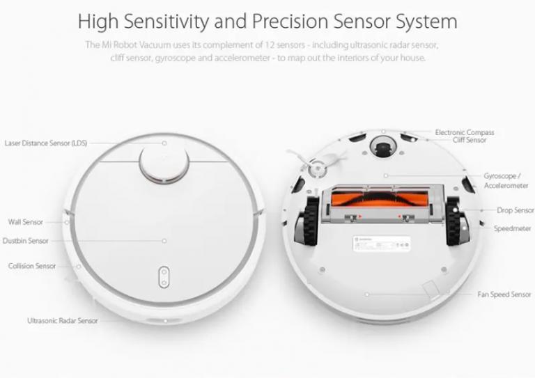 Egy klasszikus visszatért: újra kapható a Mi Robot a Banggoodon 7