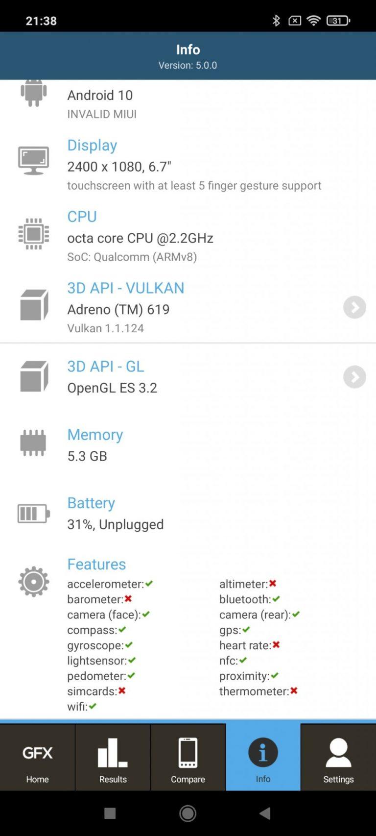 Xiaomi Mi 10T Lite okostelefon teszt 22