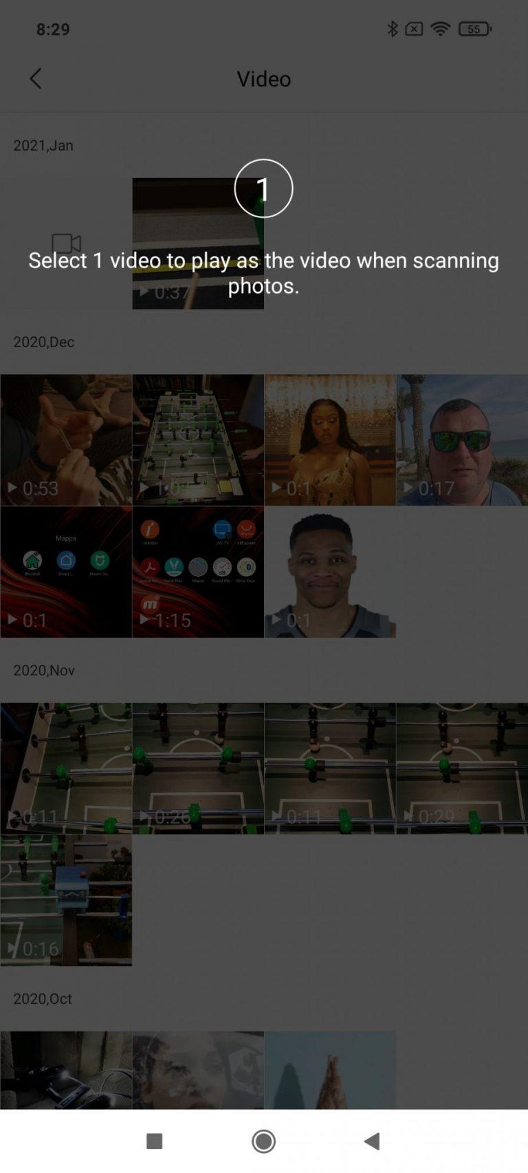 Xiaomi Zink hordozható fotónyomtató 23