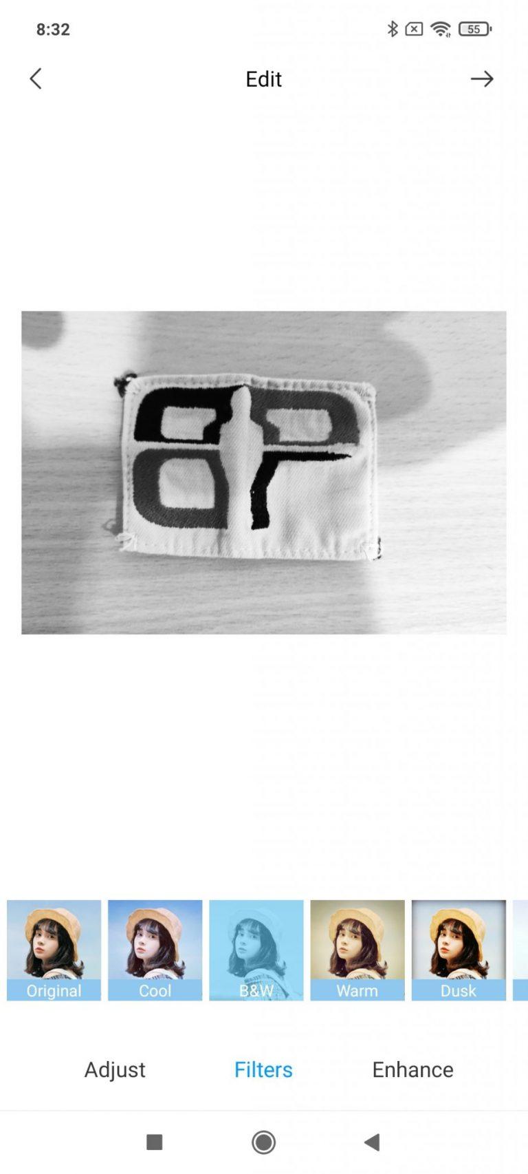 Xiaomi Zink hordozható fotónyomtató 13