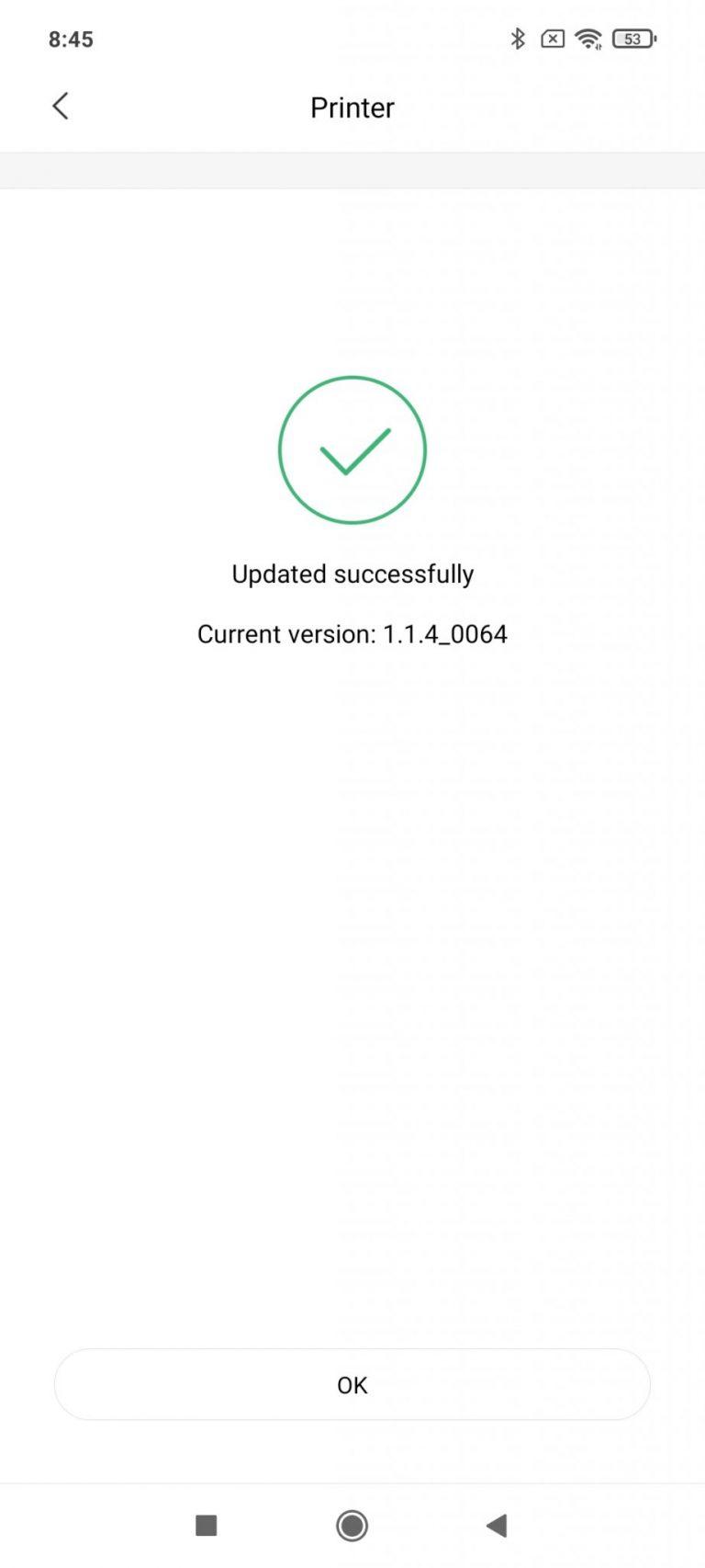 Xiaomi Zink hordozható fotónyomtató 15