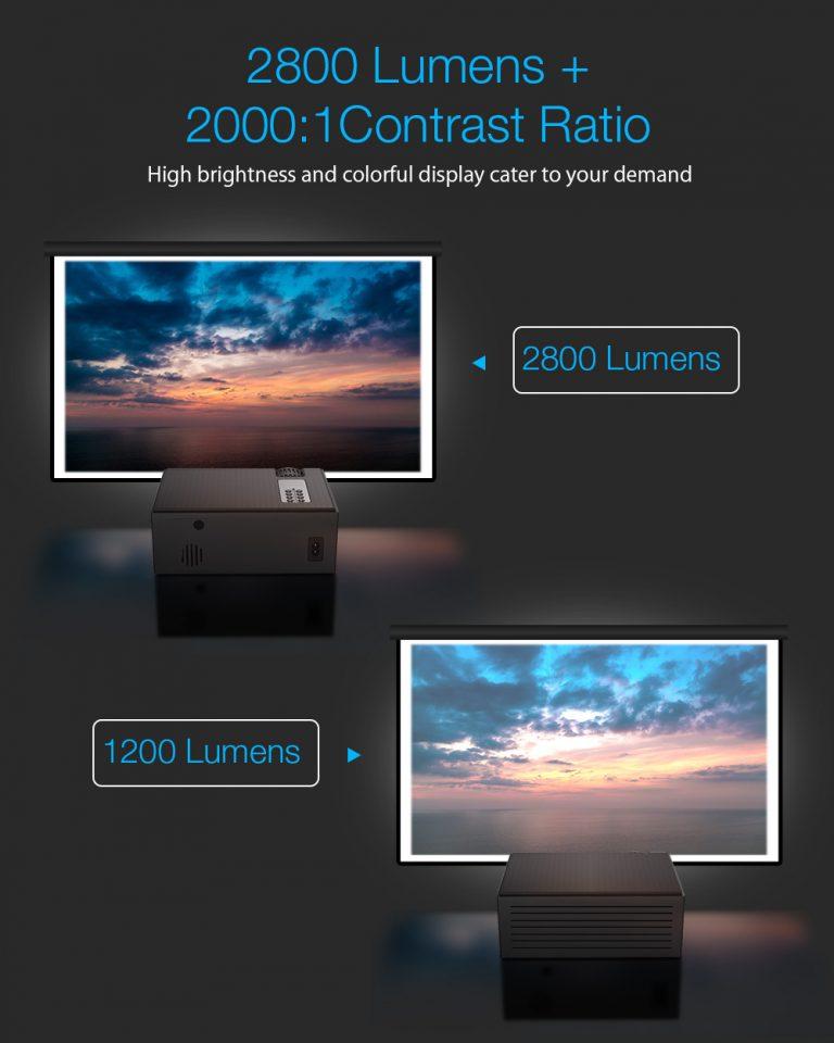 Projektor otthonra, olcsón – BliztzWolf BW-VP1 7