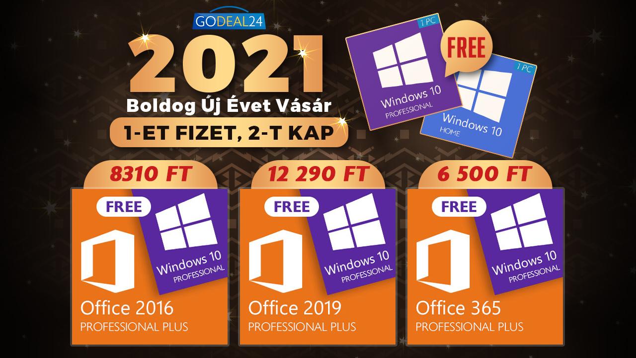 Ingyen Windows 10 2