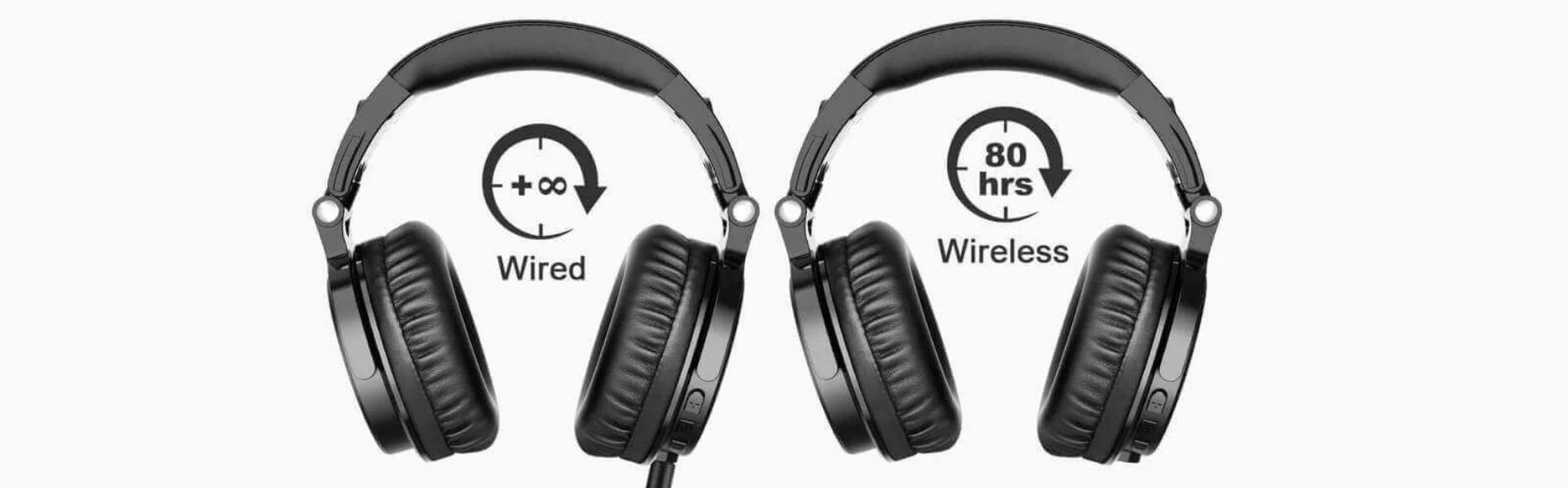 OneOdio Pro-50 és Pro C fejhallgatók tesztje 3