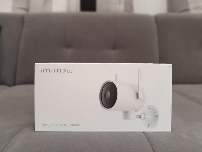 (Xiaomi) Imilab EC3 IP kamera teszt 2