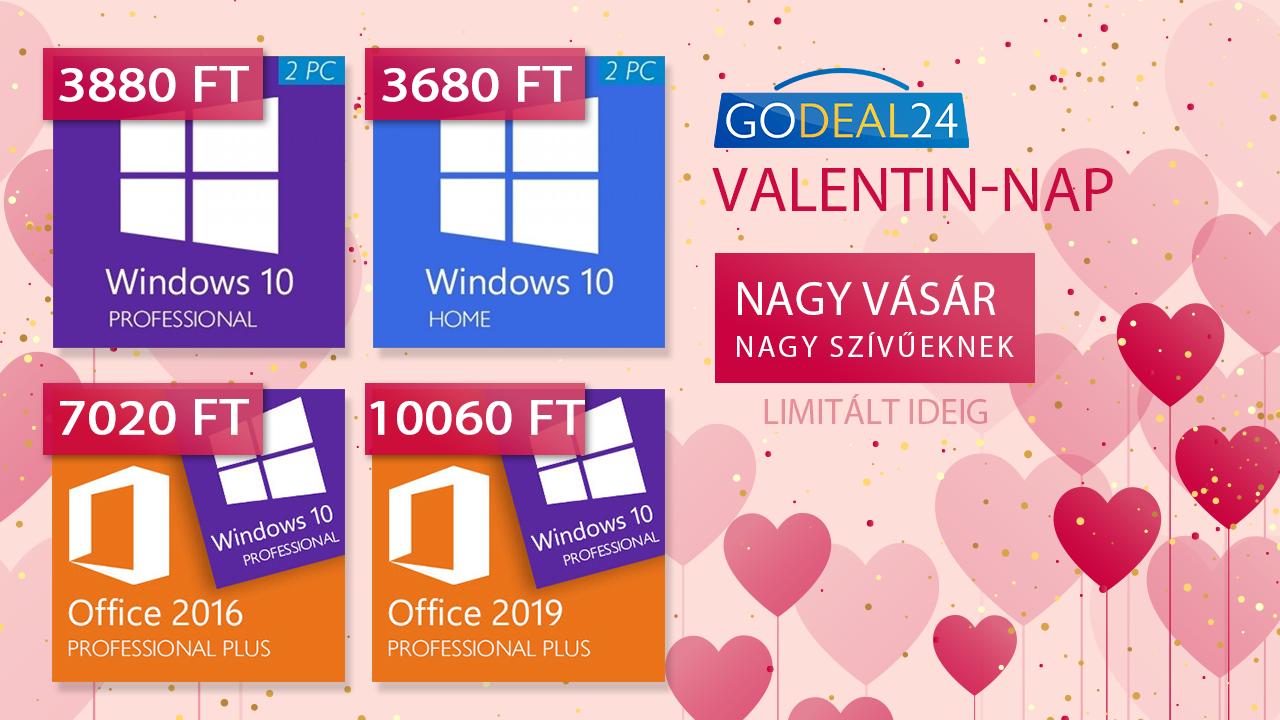Windows 10 és Office páros ajánlatban 2
