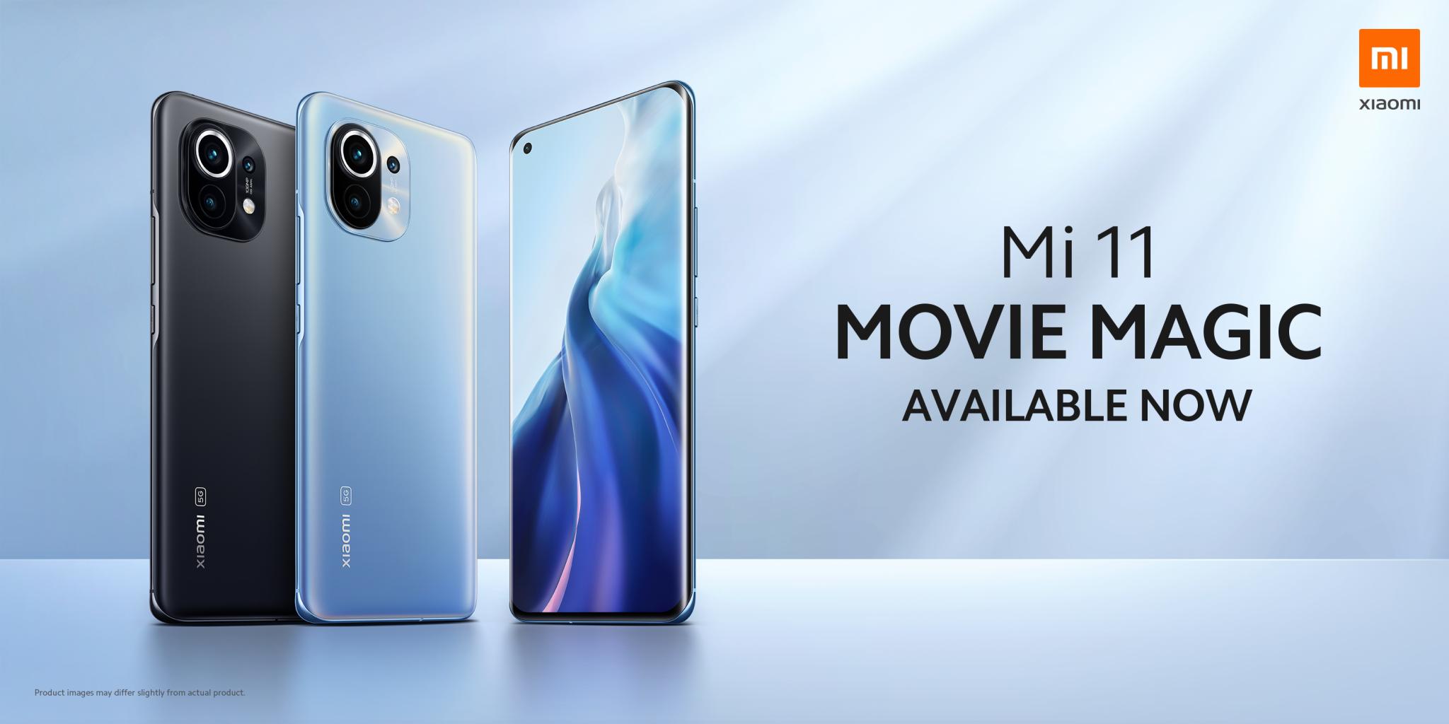 Elkezdődött az új Xiaomi zászlóshajó, a Mi 11 értékesítése 2