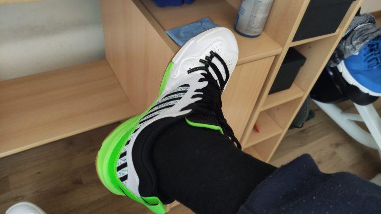 Li-Ning Ranger TD beltéri cipő teszt 11