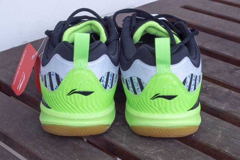 Li-Ning Ranger TD beltéri cipő teszt 6