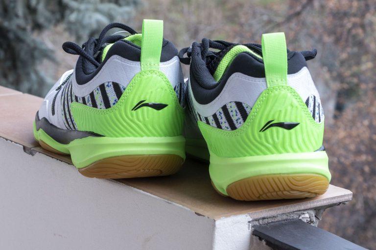 Li-Ning Ranger TD beltéri cipő teszt 9
