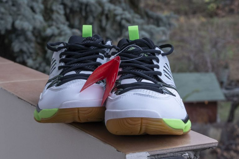 Li-Ning Ranger TD beltéri cipő teszt 10