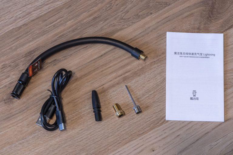 Xiaomi Mojietu elektromos pumpa teszt 6