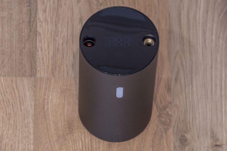Xiaomi Mojietu elektromos pumpa teszt 3
