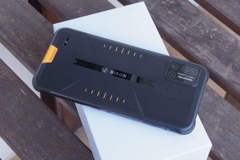 Umidigi Bison strapatelefon teszt 9