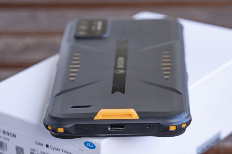 Umidigi Bison strapatelefon teszt 7