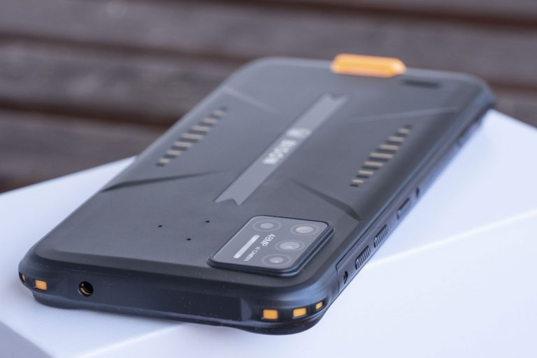 Umidigi Bison strapatelefon teszt 6
