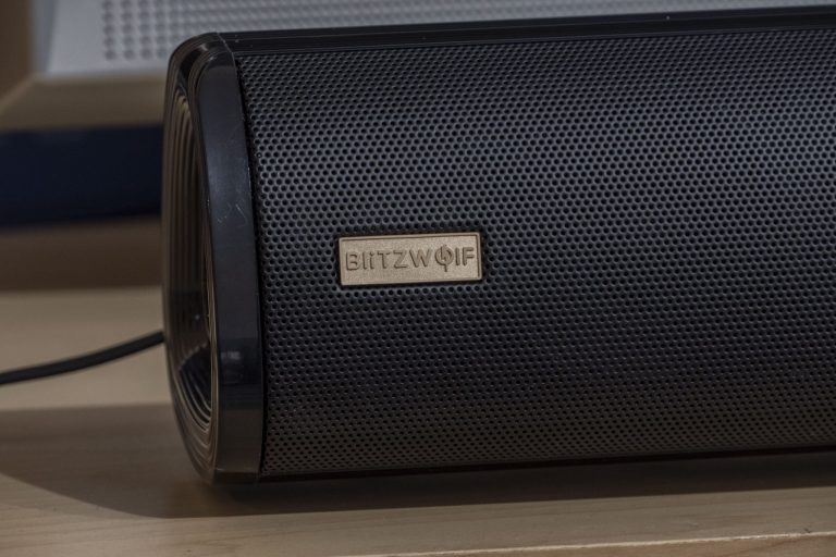 BlitzWolf BW-SDB1 Pro hangprojektor teszt 8