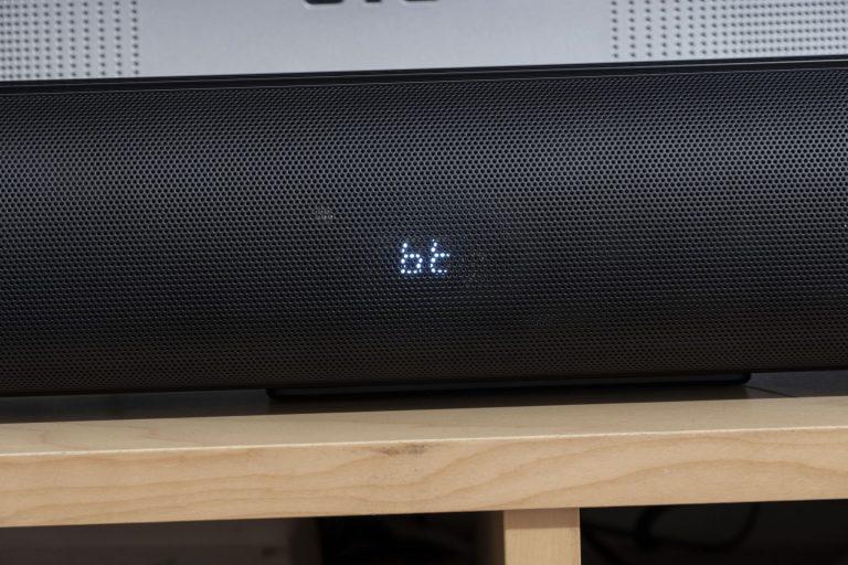 BlitzWolf BW-SDB1 Pro hangprojektor teszt 9