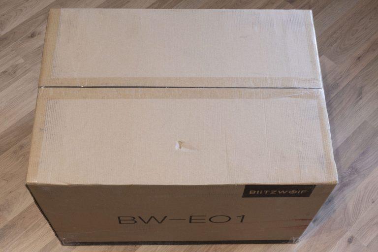 BlitzWolf BW-EO1 sütő teszt 2
