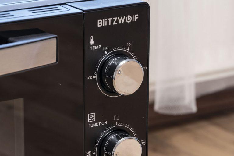 BlitzWolf BW-EO1 sütő teszt 9
