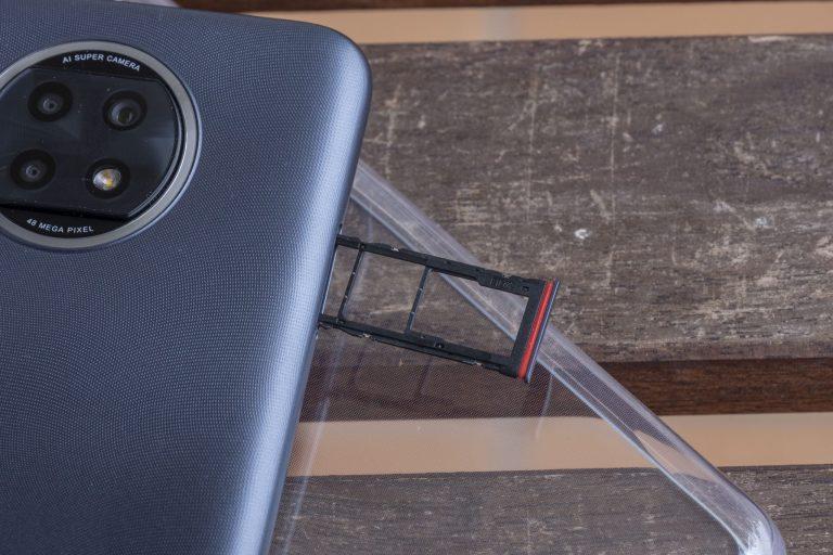 Xiaomi Redmi Note 9T okostelefon teszt 9