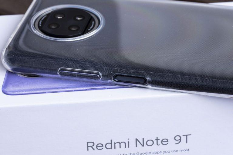 Xiaomi Redmi Note 9T okostelefon teszt 11