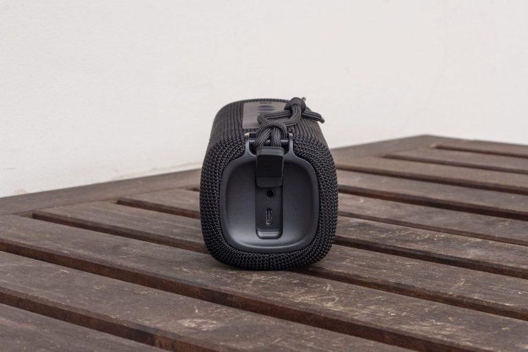 Xiaomi Mi hordozható BT hangszóró  teszt 7