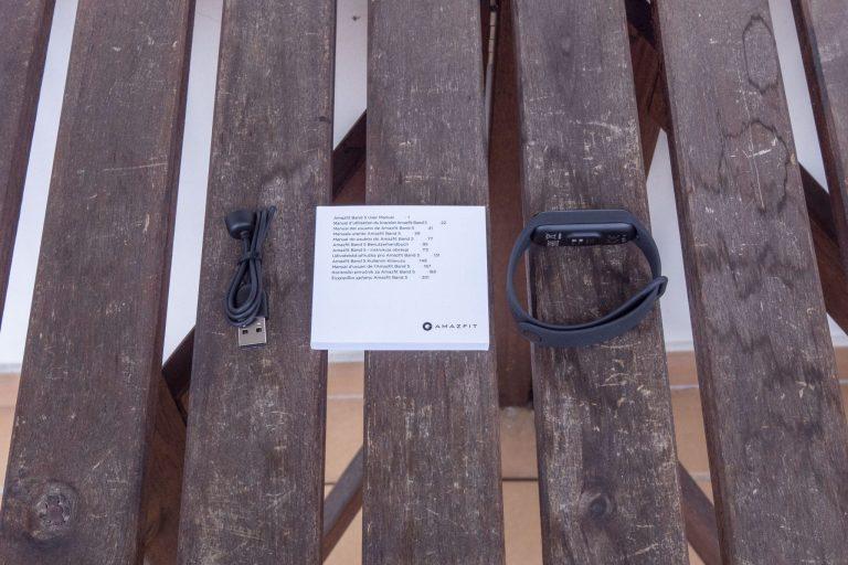 Xiaomi Amazfit Band 5 aktivitásmérő teszt 4