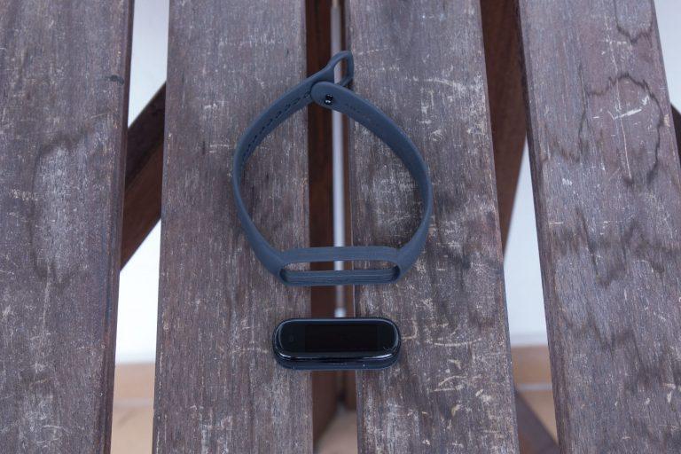 Xiaomi Amazfit Band 5 aktivitásmérő teszt 7