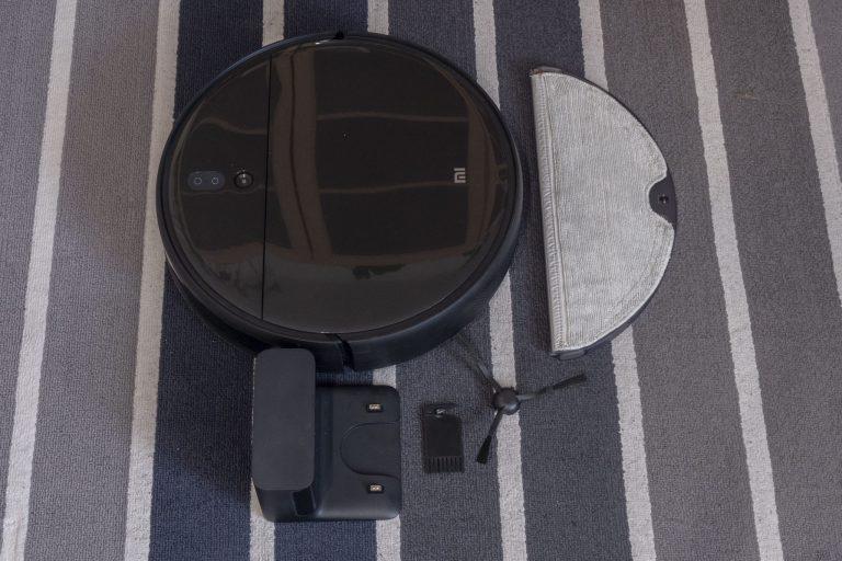 Xiaomi Vacuum-Mop 2 Pro+ robotporszívó tesztje 3
