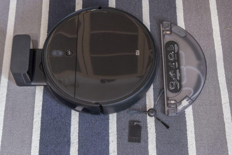 Xiaomi Vacuum-Mop 2 Pro+ robotporszívó tesztje 4