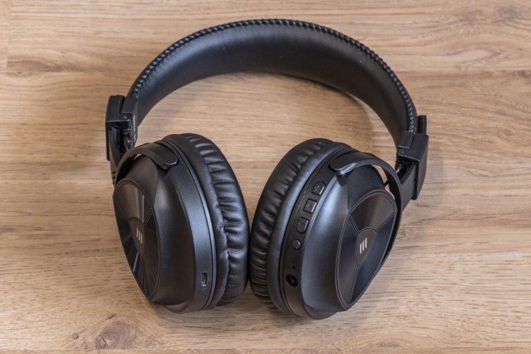 EKSA E1 fejhallgató teszt 5