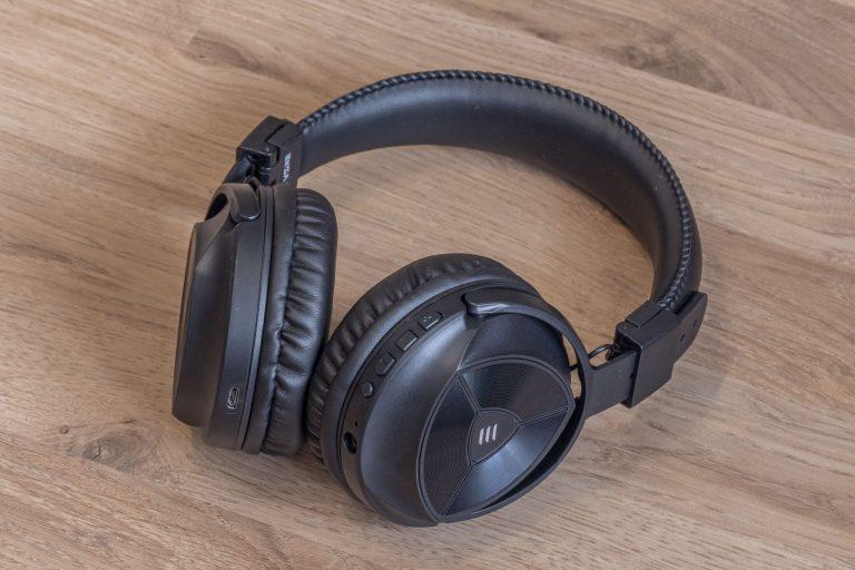 EKSA E1 fejhallgató teszt 6