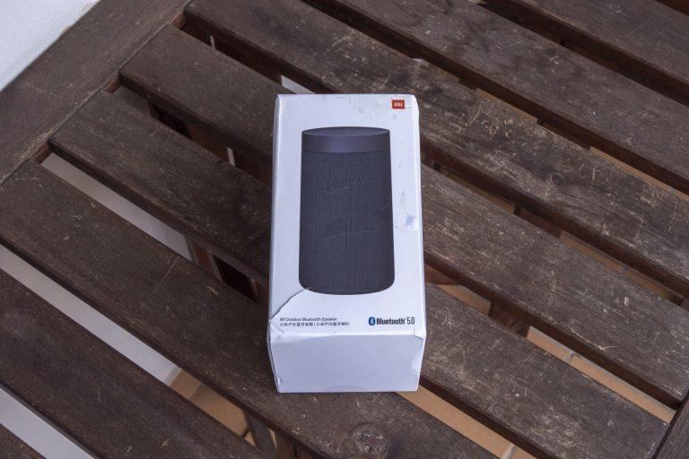 Xiaomi Mi Outdoor BT hangszóró teszt 2