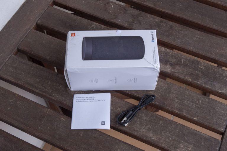 Xiaomi Mi Outdoor BT hangszóró teszt 3
