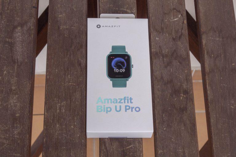 Xiaomi Amazfit Bip U Pro sportóra teszt 2