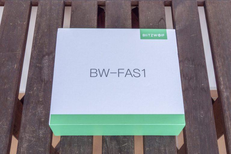 BlitzWolf BW-FAS1 masszázspisztoly teszt 2