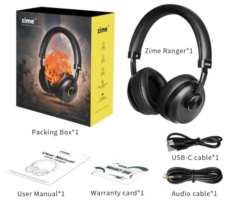 Új gamer fülhallgató márka: Zime 13