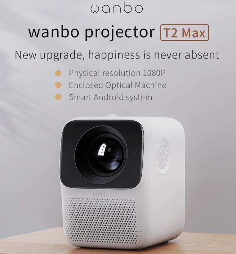 Wanbo projektor: Xiaomi vagy sem? 2