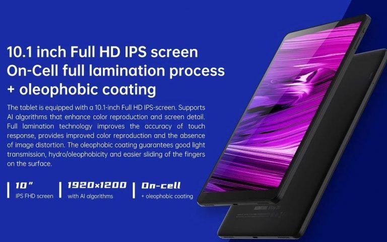 Az egyik legolcsóbb sok memóriás tab: Alldocube iPlay 20 Pro 8