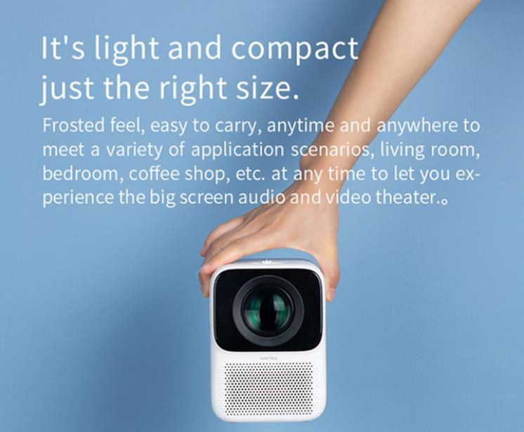 Wanbo projektor: Xiaomi vagy sem? 7