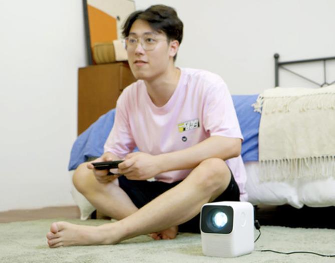 Wanbo projektor: Xiaomi vagy sem? 9