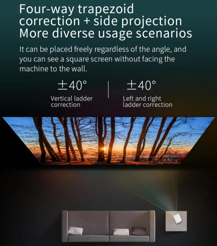 Wanbo projektor: Xiaomi vagy sem? 4